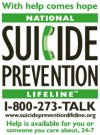 Suicide Crisis Telephone Numbers