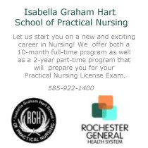 Isabella Graham Hart School of Practical Nursing